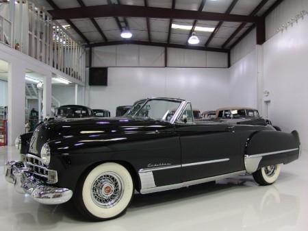 1948 Cadillac Series 62 convertible 1