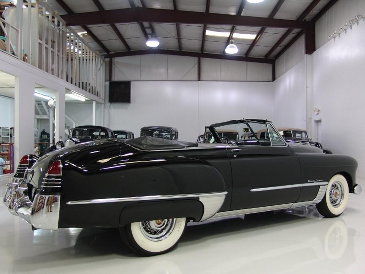 1948 Cadillac Series 62 convertible 3