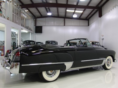 1948 Cadillac Series 62 convertible 3