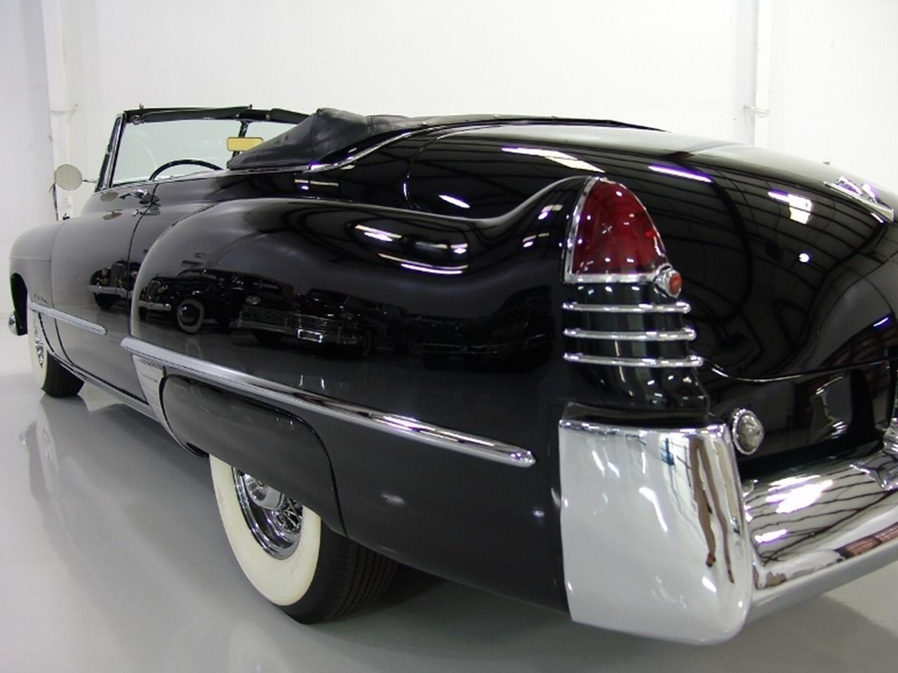 1948 Cadillac Series 62 convertible 5