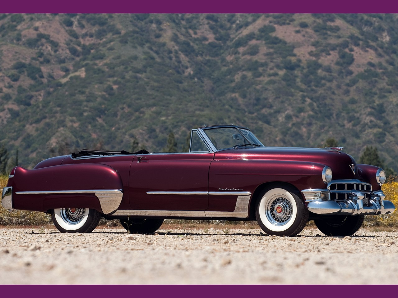 1949 Series 62 convertible
