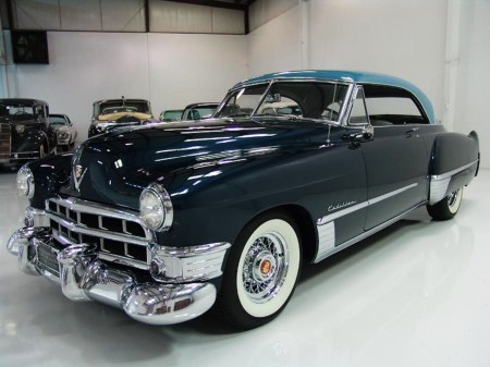 1949 Series 62 Coupe deVille 7