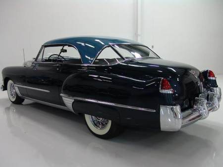 1949 Series 62 Coupe deVille 8