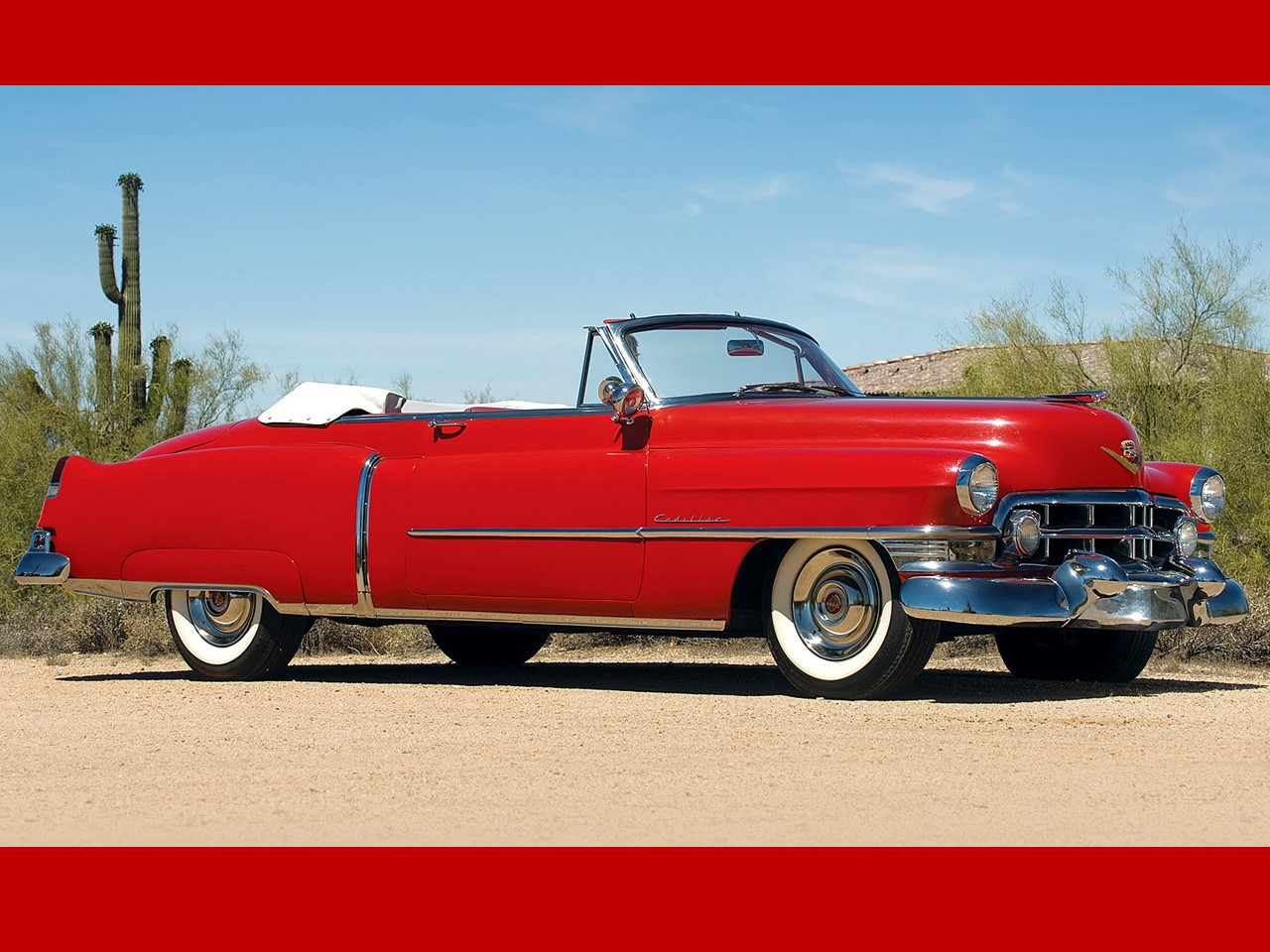 1950 Cadillac Sixty-two Convertible
