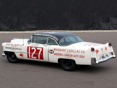 1955 Cadillac for racing 1