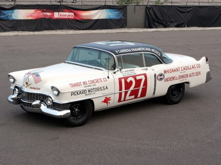 1955 Cadillac for racing 2