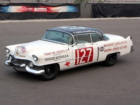 1955 Cadillac for racing 2