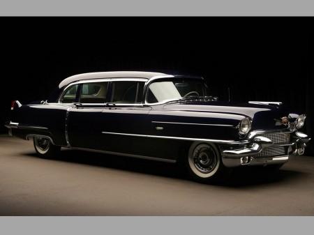 1956 Fleetwood Series Seventy-Five