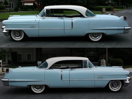 1956 Series 62 Sedan deVille 1