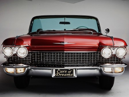 1960 Eldorado Biarritz convertible 1