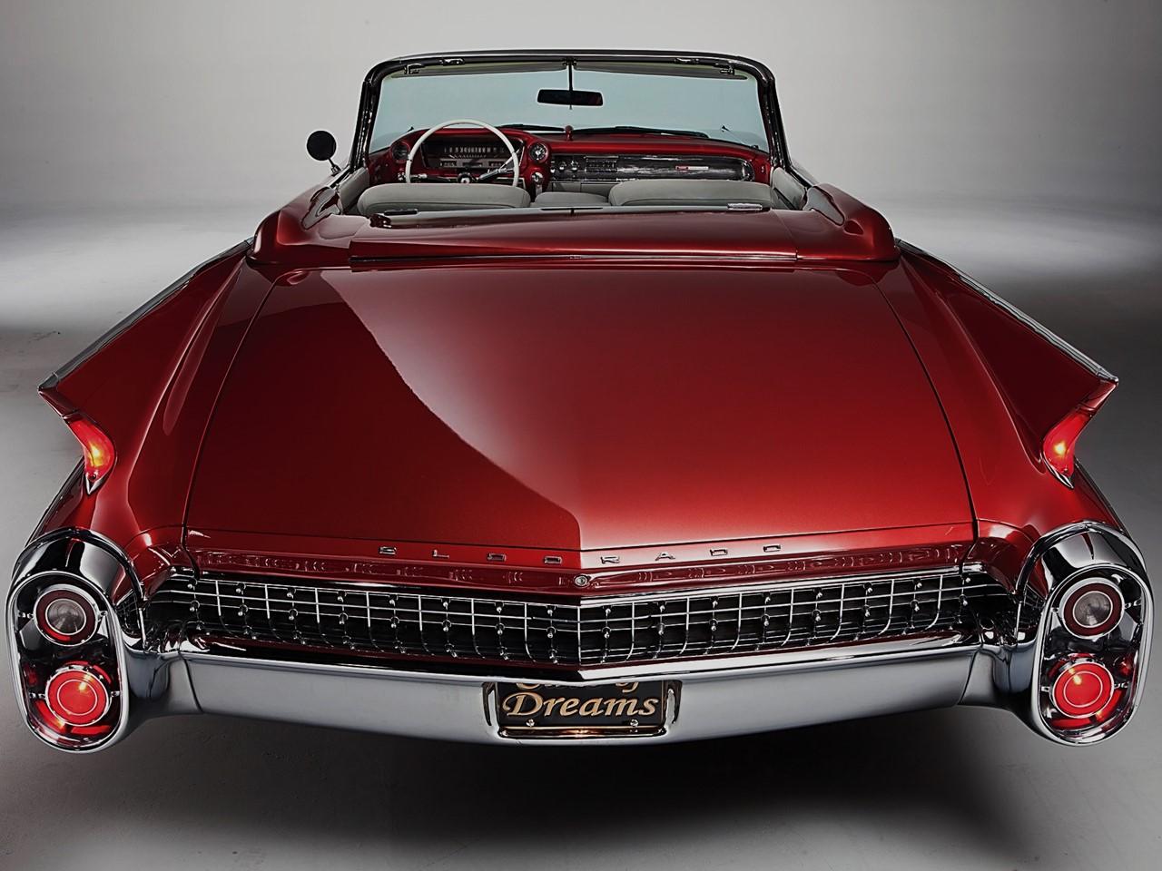 1960 Eldorado Biarritz convertible 3