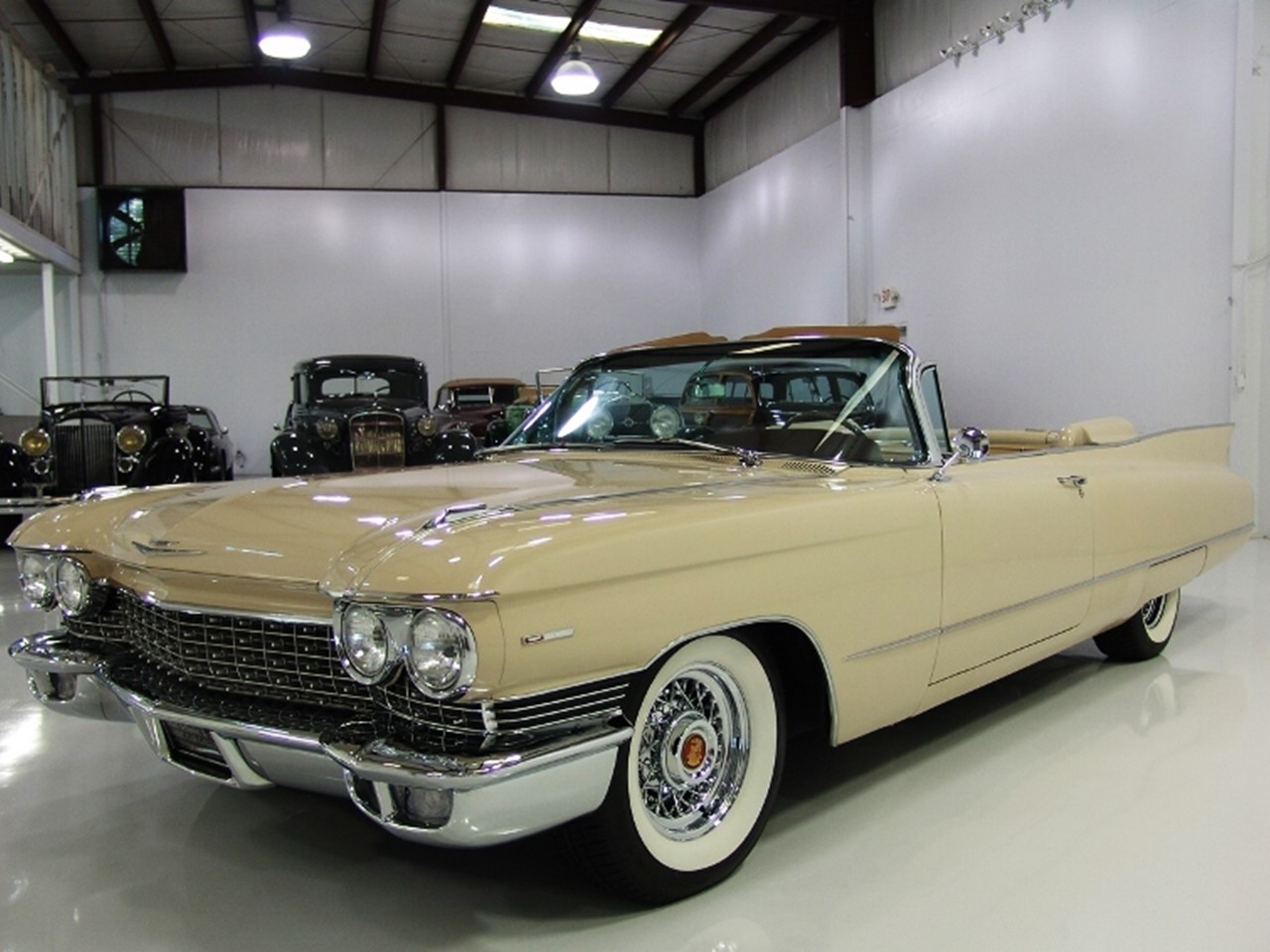 1960 Series 62 convertible 2