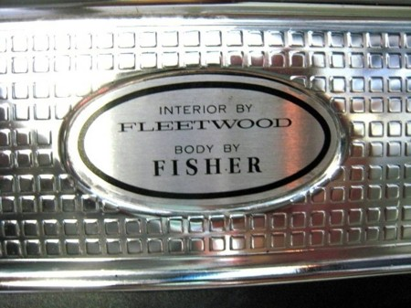 Fisher Body Logo