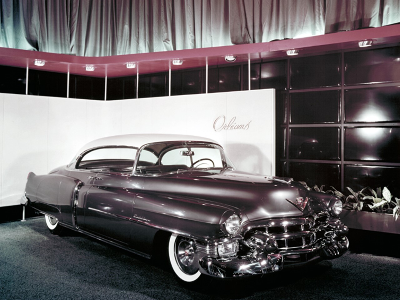 1953 Orleans at the Waldorf Astoria GM Motorama