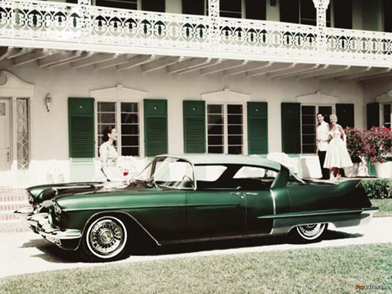 1955 Eldorado Brougham concept 1