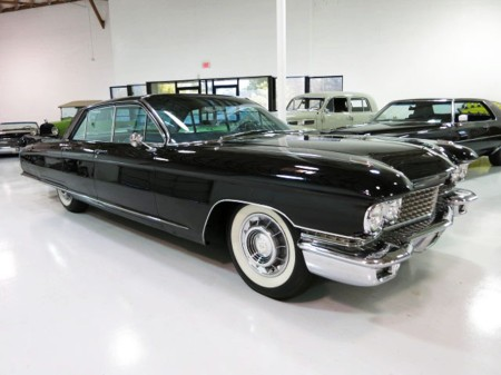 1960 Series 6900 Eldorado Brougham 5