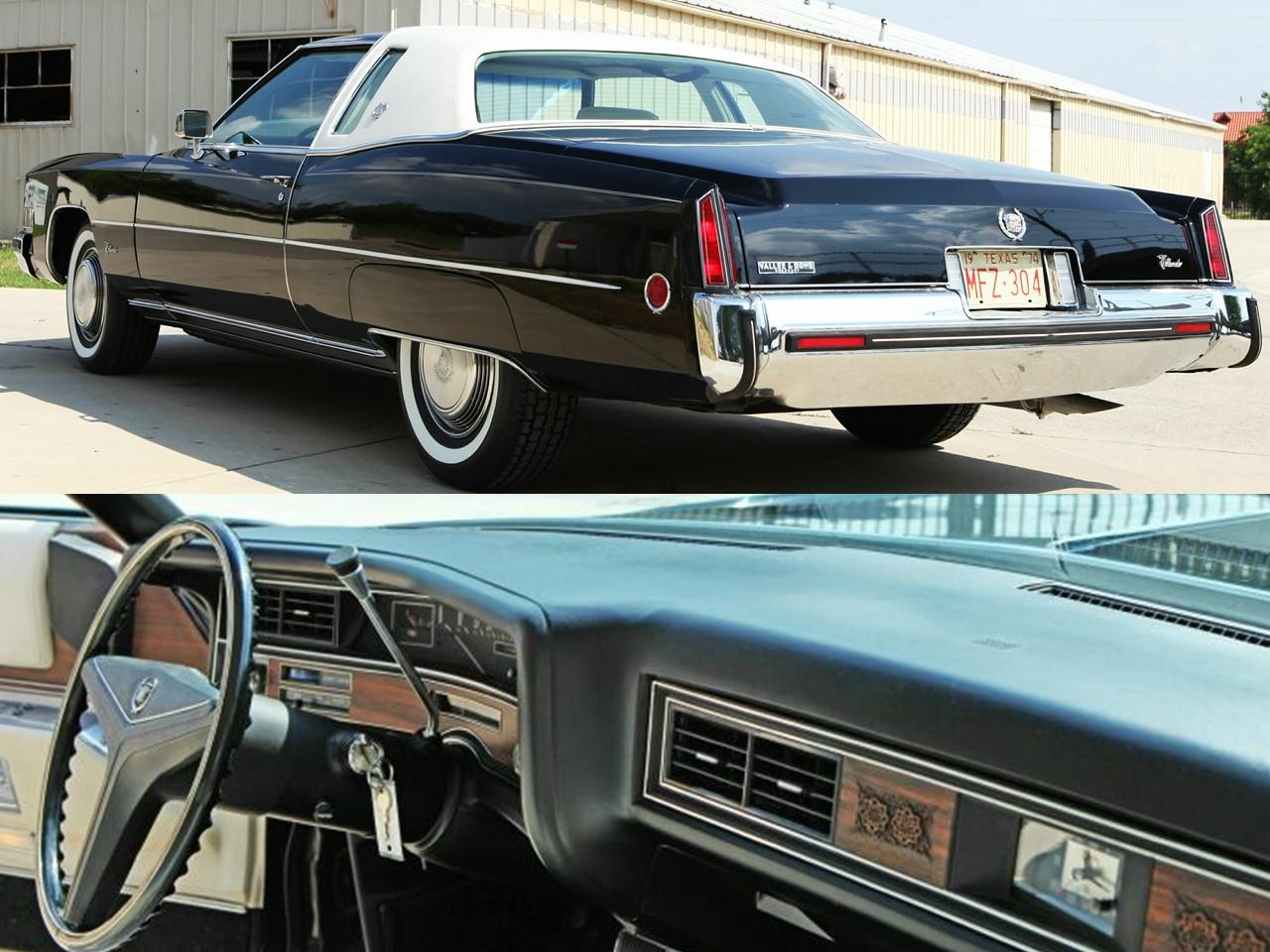 1973 Eldorado 12