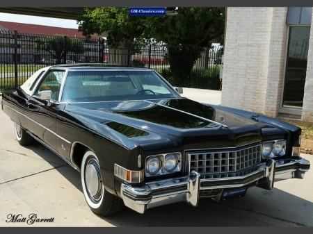 1973 Eldorado 13