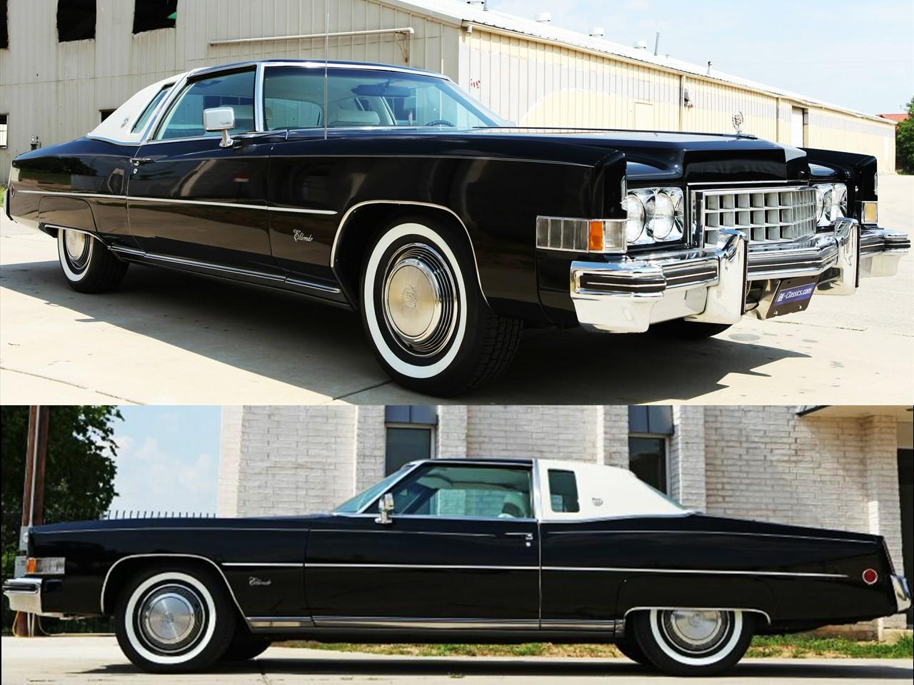 1973 Cadillac Eldorado Custom Cabriolet | NotoriousLuxury