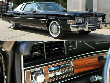 1973 Eldorado 7