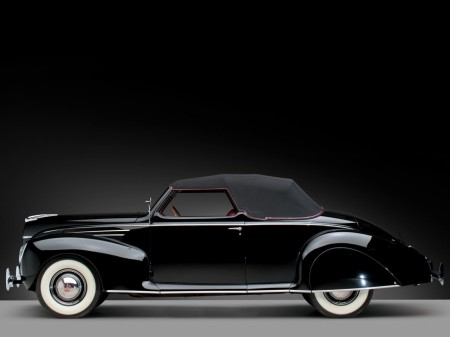 1939 Lincoln Zephyr 3