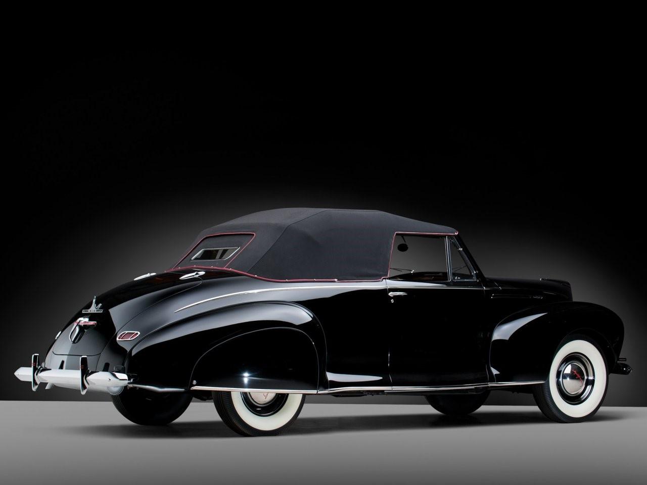 1939 Lincoln Zephyr 5
