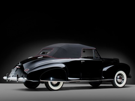 1939 Lincoln Zephyr 5