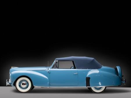 1940 Lincoln Continental 1