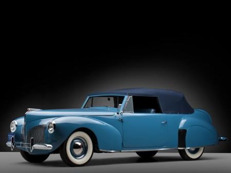 1940 Lincoln Continental 2
