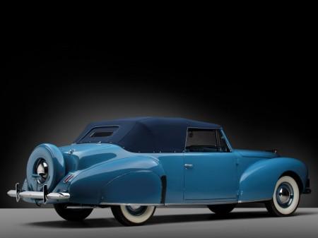 1940 Lincoln Continental 3