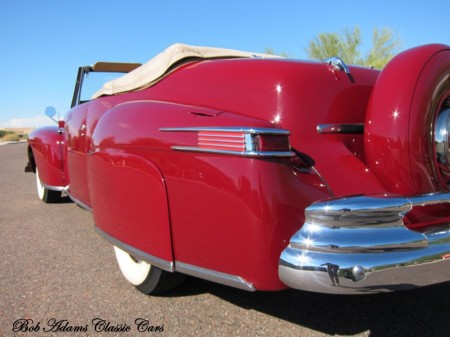 1948 Lincoln Continental 2