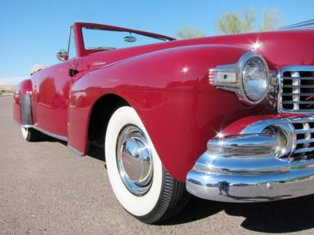 1948 Lincoln Continental 6