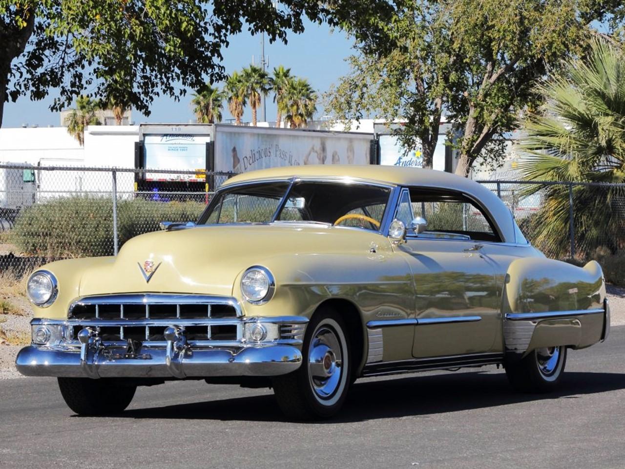 1949 Coupe deVille 3