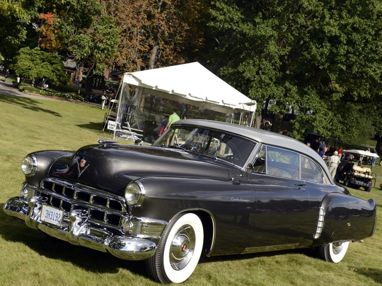 1949 Fleetwood Coupe deVille Concept 1