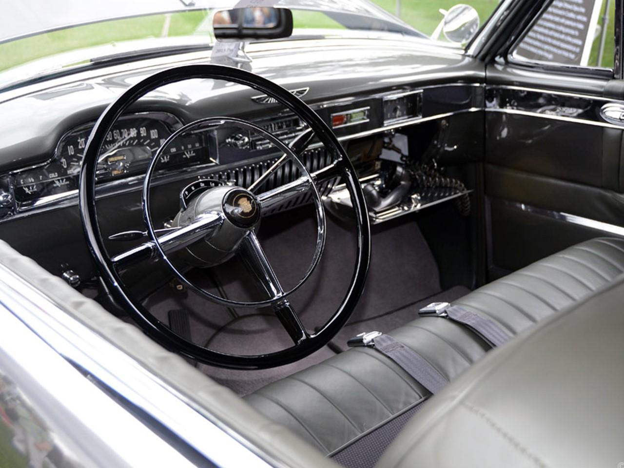 1949 Fleetwood Coupe deVille Concept 2