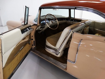 1955 Cadillac Series 62 Coupe deVille 13