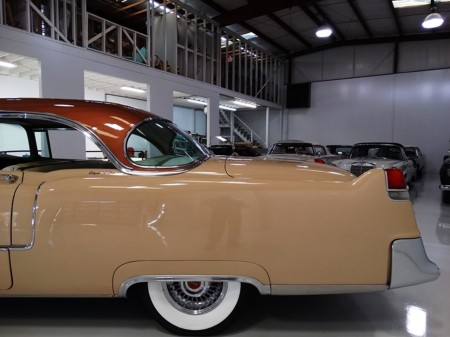 1955 Cadillac Series 62 Coupe deVille 21