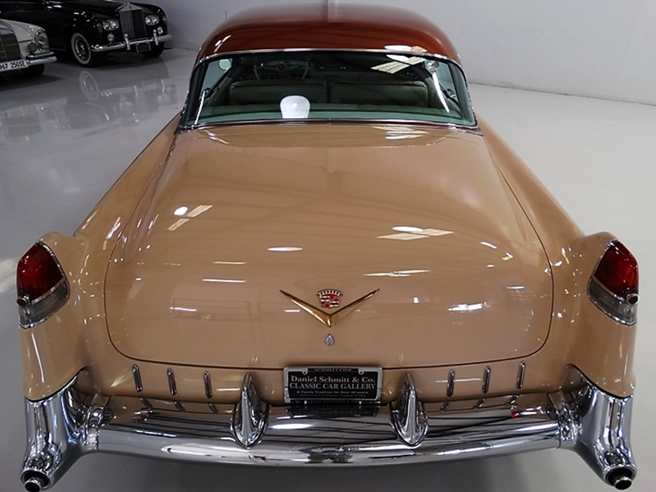 1955 Cadillac Series 62 Coupe deVille 29