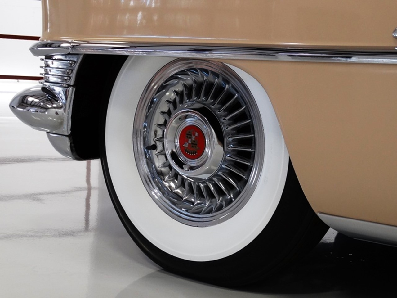 1955 Cadillac Series 62 Coupe deVille 31