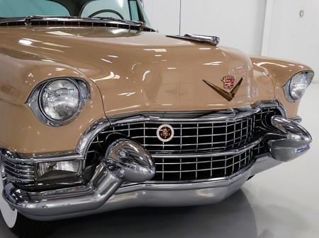 1955 Cadillac Series 62 Coupe deVille 33