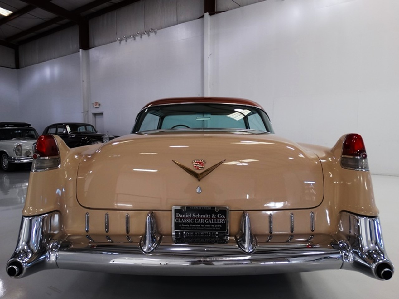 1955 Cadillac Series 62 Coupe deVille 6