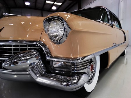 1955 Cadillac Series 62 Coupe deVille 7