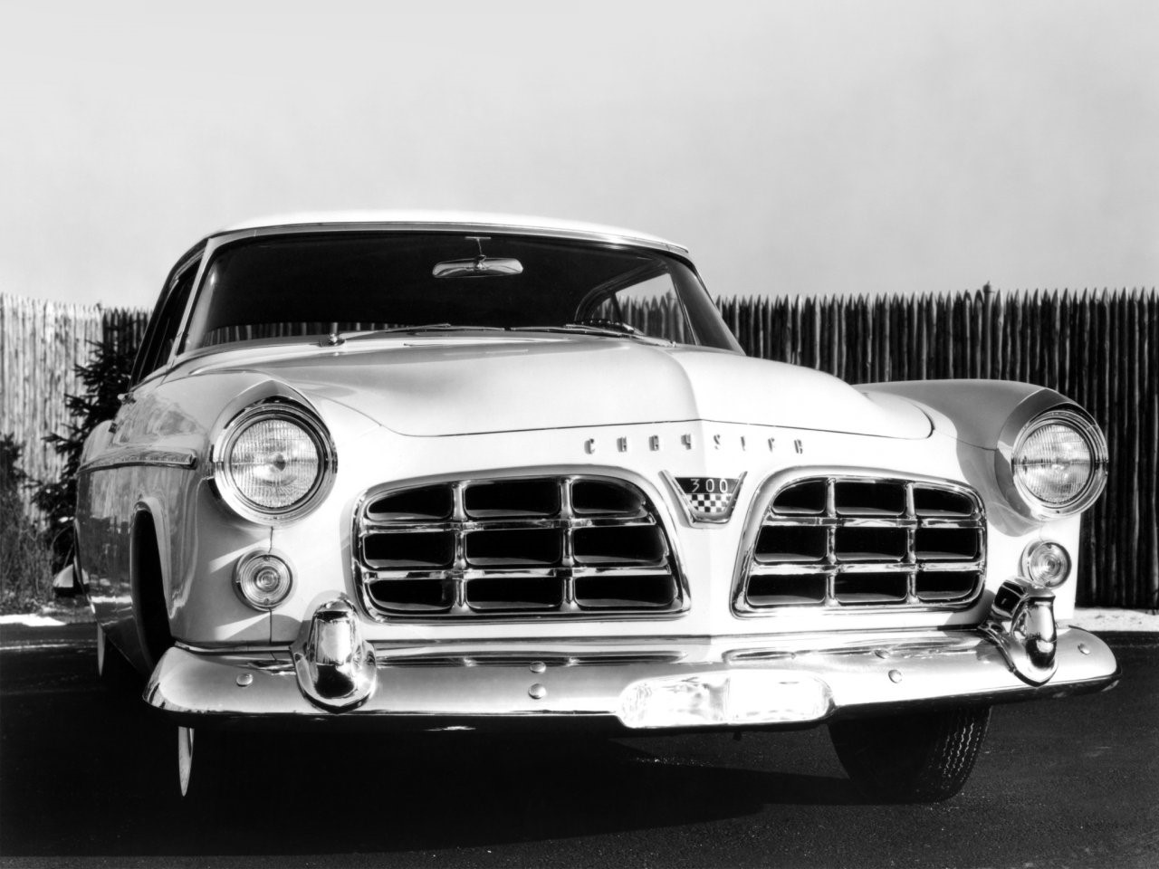 1956 Chrysler 300B hardtop coupé 1