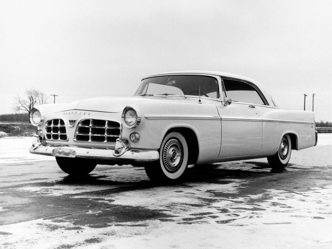 1956 Chrysler 300B hardtop coupé 2