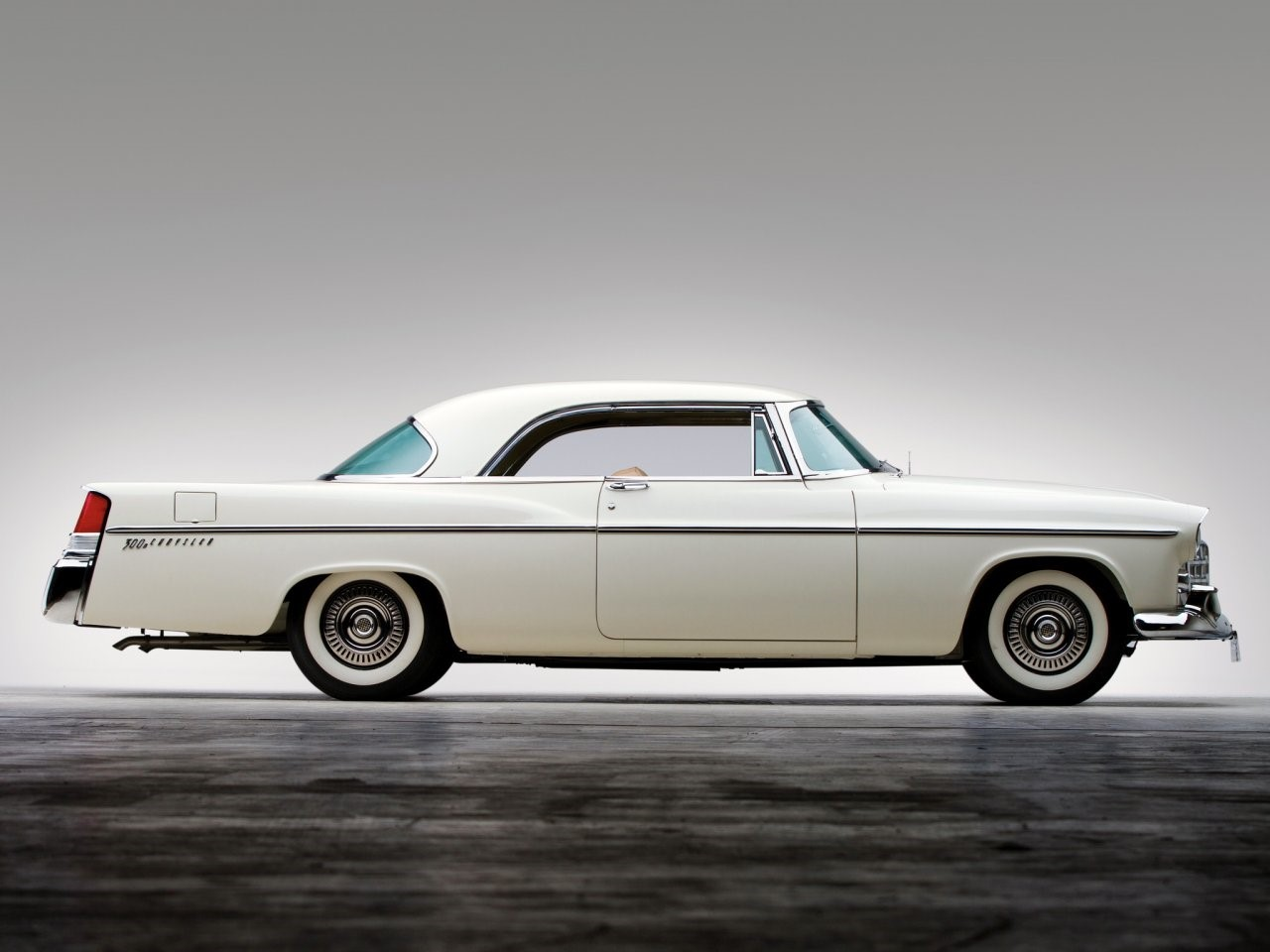 1956 Chrysler 300B hardtop coupé 3