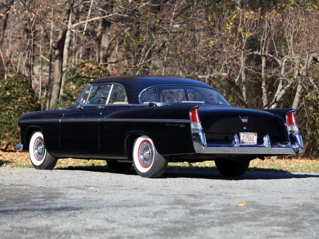 1956 Chrysler 300B hardtop coupé 4