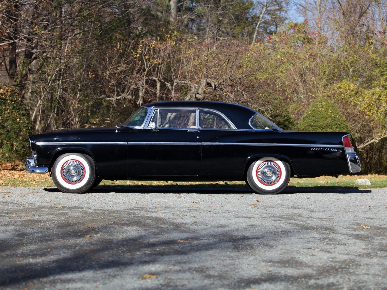 1956 Chrysler 300B hardtop coupé 5