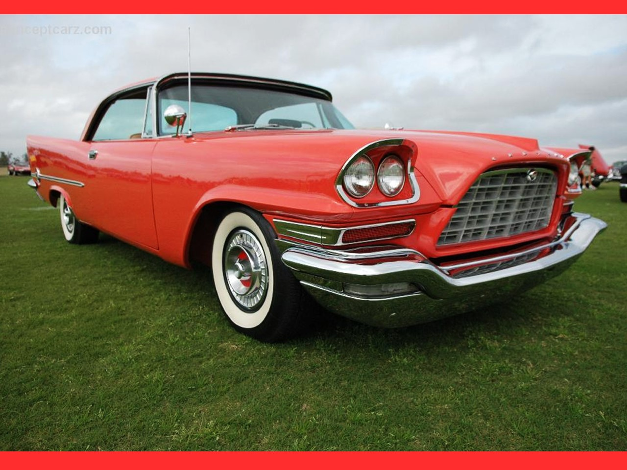 1957 chrysler 300c the beautiful brute notoriousluxury for Chrysler 300c