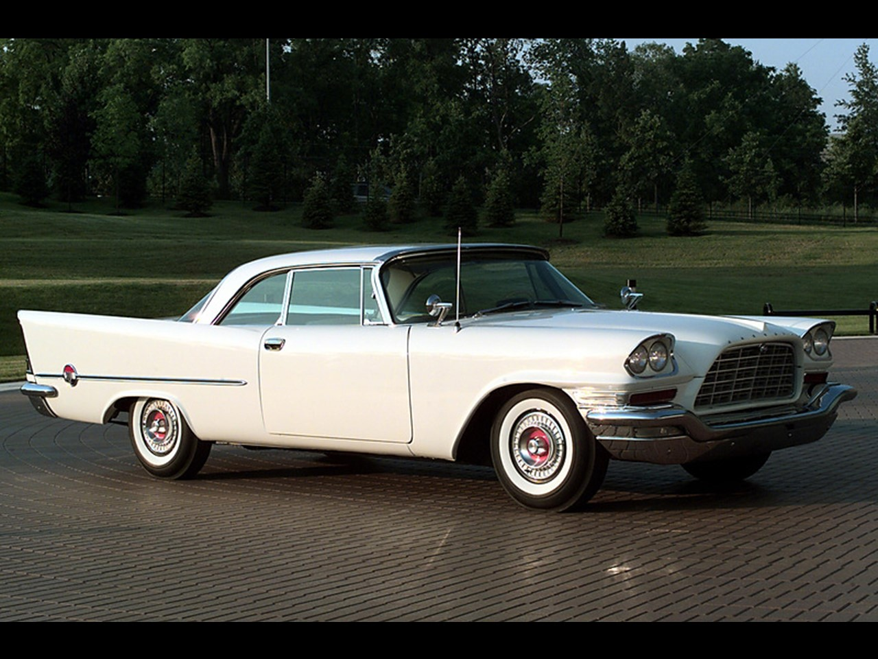 1957 Chrysler 300C 25