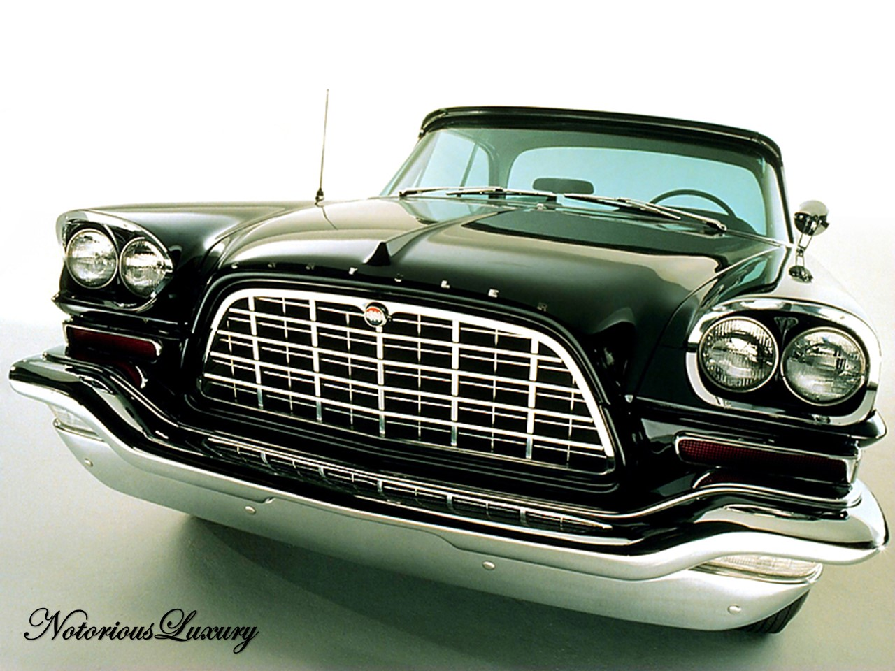 1957 Chrysler 300C 3